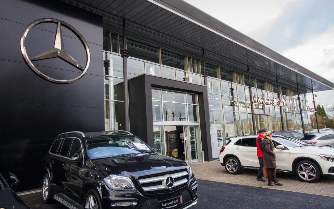 Sinclair Mercedes Bridgend