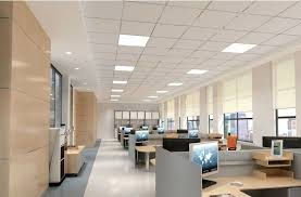 Office Led Lighting Rok Global South Wales