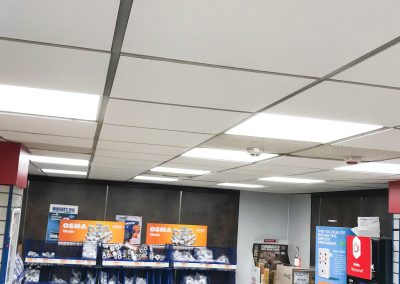 Wolseley Plumb Centre Bridgend Counter New Led Lighting 1 (2)